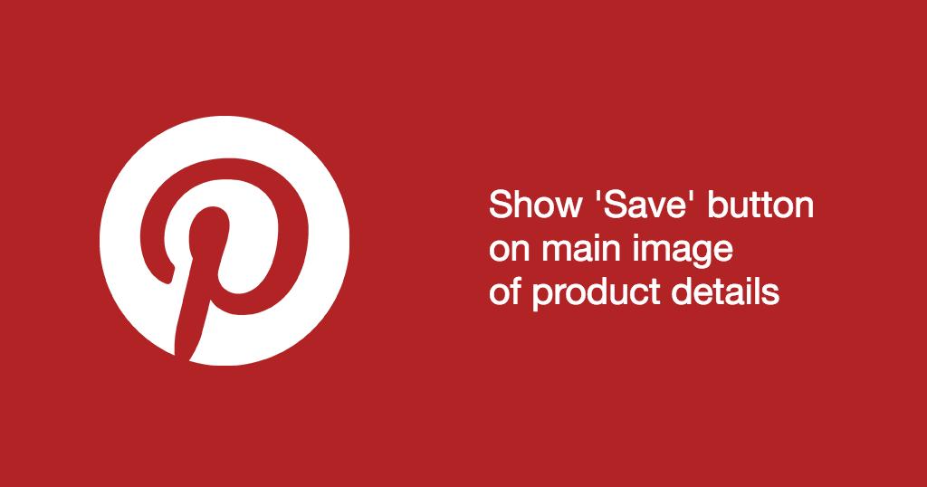 Product Details Button