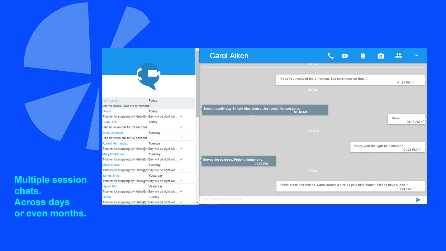 WherEver Chat: Live Chat with Audio Call and Video Chat